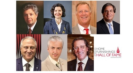 AHF hall of fame officers