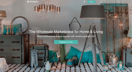 Bonagora An Online Wholesale Platform That Connects Home D Cor Vendors And Buyers In One Place Will Cease Operations At The End Of The Month