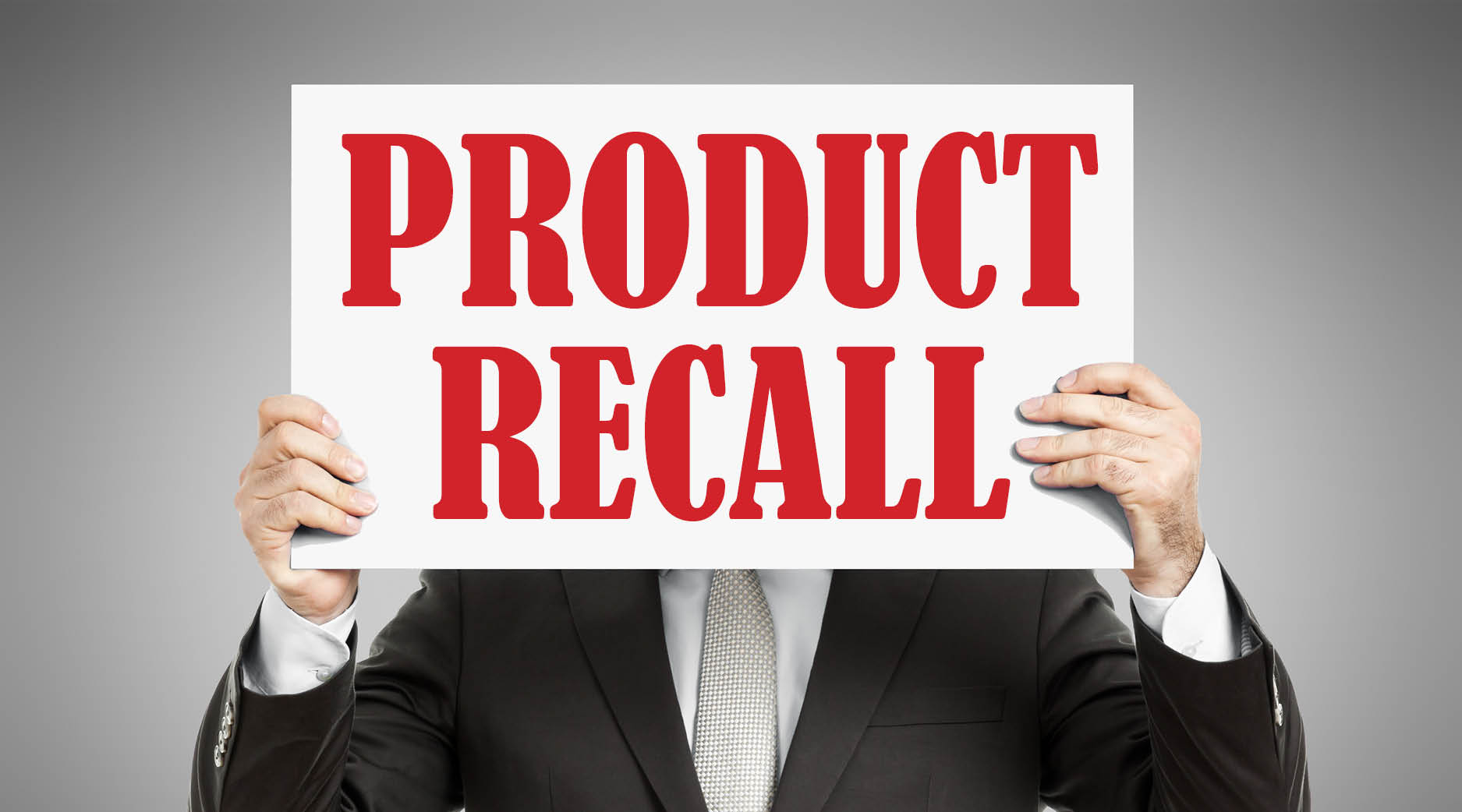product recall 3