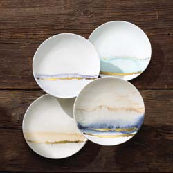 Seasonu0027s Radiance Seasonu0027s Radiance dinnerware & Seaside Sunsets Inspire Lenox Intros | Home Furnishings News