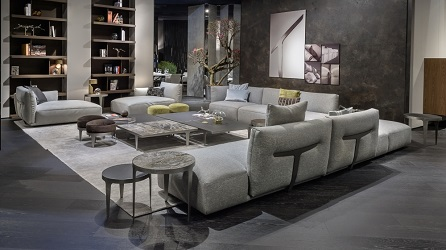 Natuzziu0027s New Store In Paramus, N.J., Was Designed By The Natuzzi Style  Center At Its Headquarters In Italy.