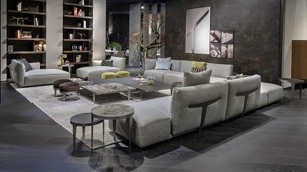 Natuzzi S Paramus N J Store Showcases Its New Italia Format Furniture Today