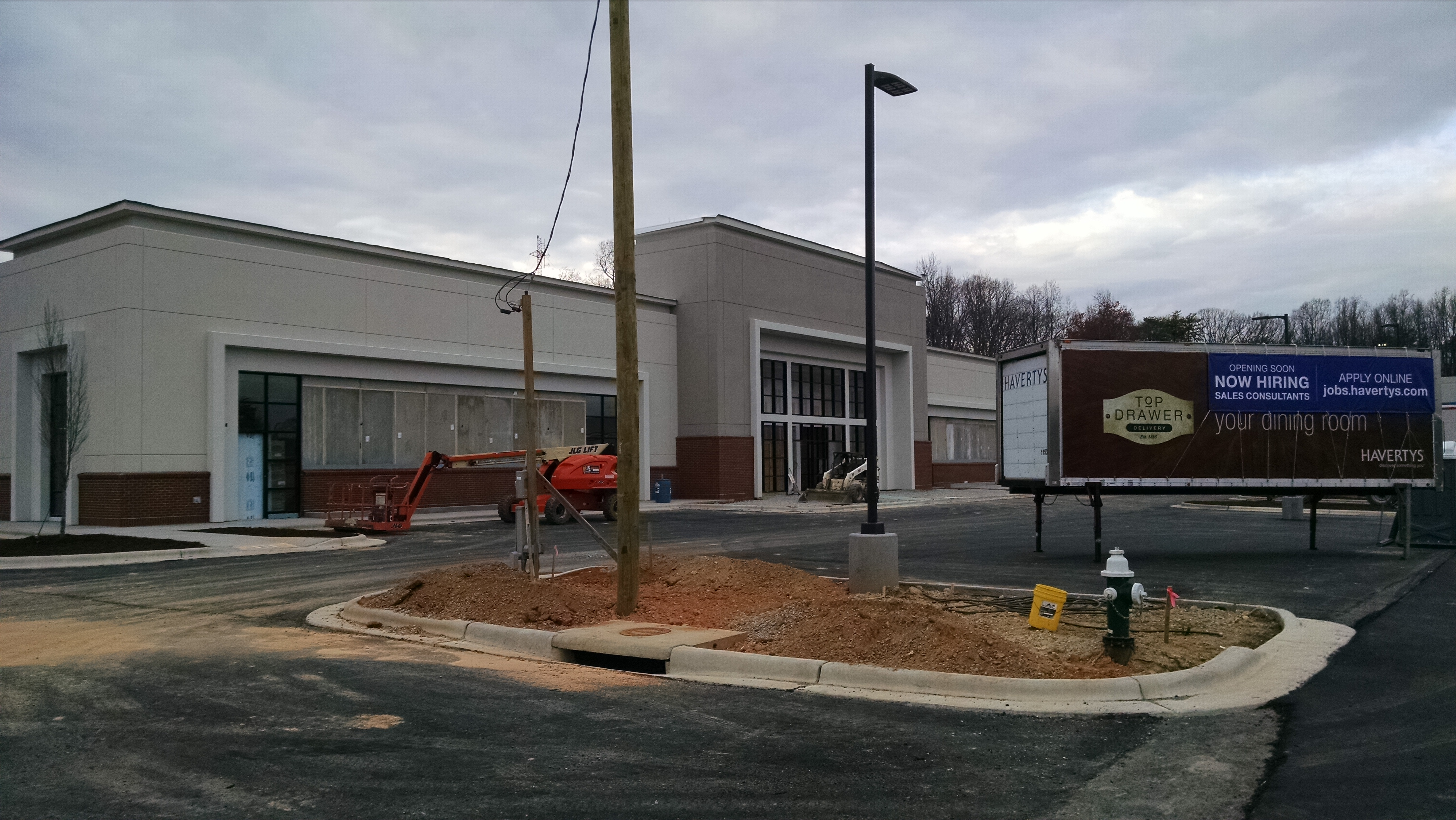 Havertys Gso Construction