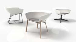 Erosion Inspired Chair Design Wins Student Furniture Design