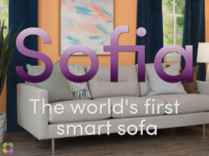 BOSTON U2014 Wayfair Is Introducing The Worldu0027s First Voice Activated Smart Sofa  U2014 And Just In Time For April Foolu0027s (hint, Hint).