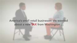 National Retail Federation ad