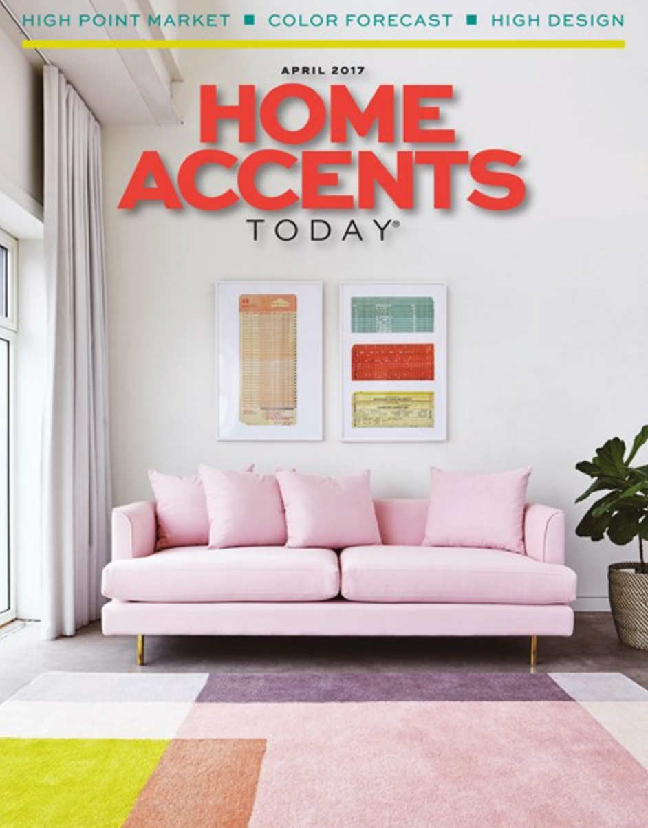 Home Accents Today April 2017 cover
