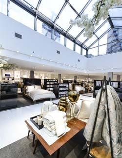 Bloomingdaleu0027s_Bedding_department & Bloomingdaleu0027s Unveils Flagship Bed u0026 Bath Renovation   Home ...