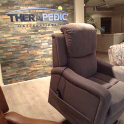Therapedic Branded Wellness Furniture Debuts Home