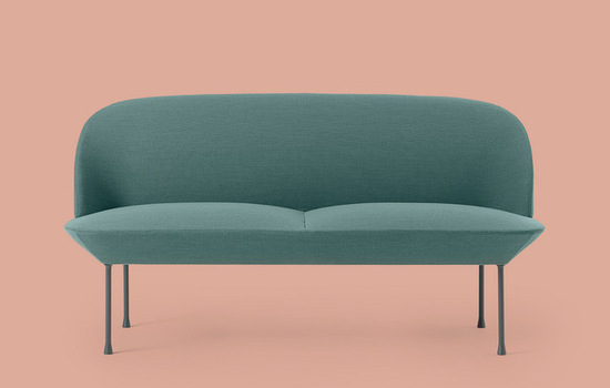 A New Color For The Oslo Sofa By Anderssen Voll Scandinavian Company Muuto Original Photo On Houzz