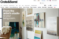 Crate and Barrel UGallery