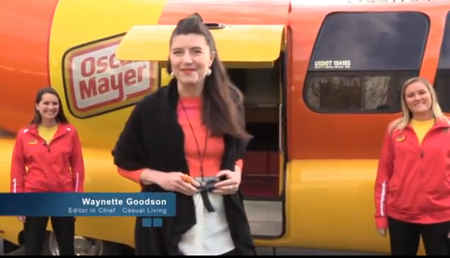 Casual Friday Wienermobile