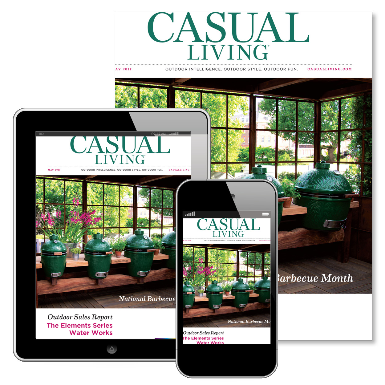Casual Living Digital Edition
