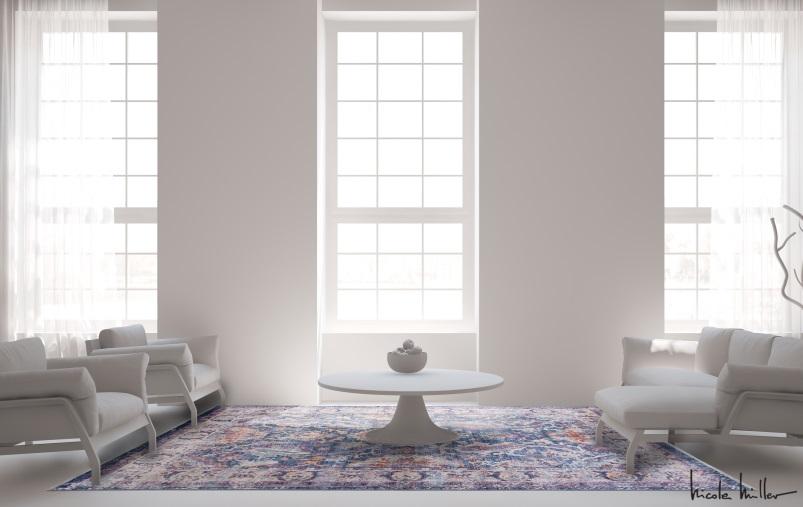 Nicole Miller Home Dynamix partner to create textiles