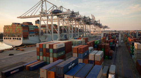 "Georgia Ports Authority posts ""busiest April ever"""
