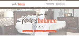 Durham Furniture Has Upgraded Its Perfect Balance Website To Help Customers  Better Visualize And Choose From Its Many Custom Options.
