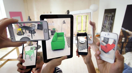 Do consumers want to use augmented reality?
