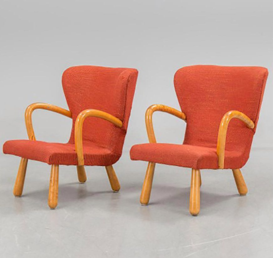 Superieur IKEAu0027s Clam Chair Recently Brought In $90,000 At A Barnebys Auction.