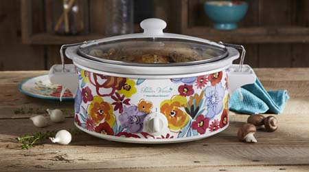 The Pioneer Woman slow cookers