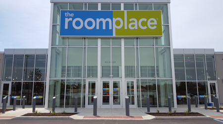 The RoomPlace new store