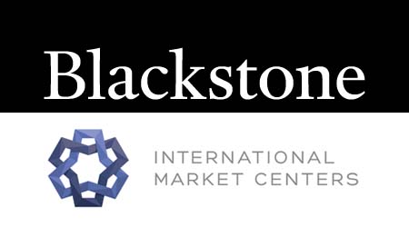 Blackstone and IMC logos