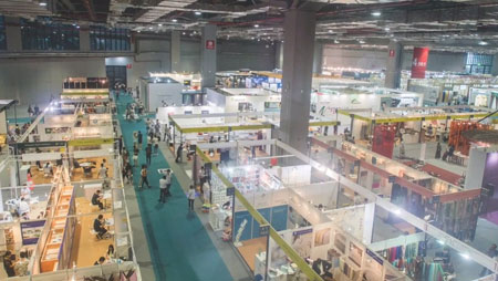Why you should go to Shanghai for Intertextile Home Textiles