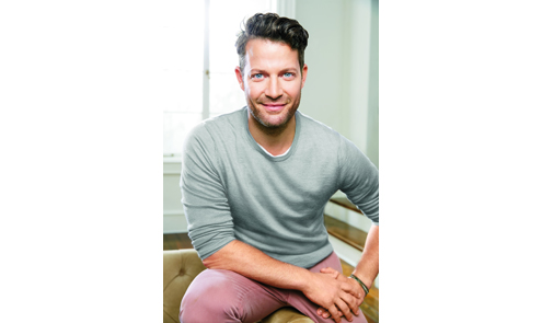 a sit down with nate berkus | gifts & dec