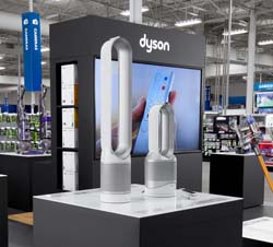Dyson Demo at Best Buy