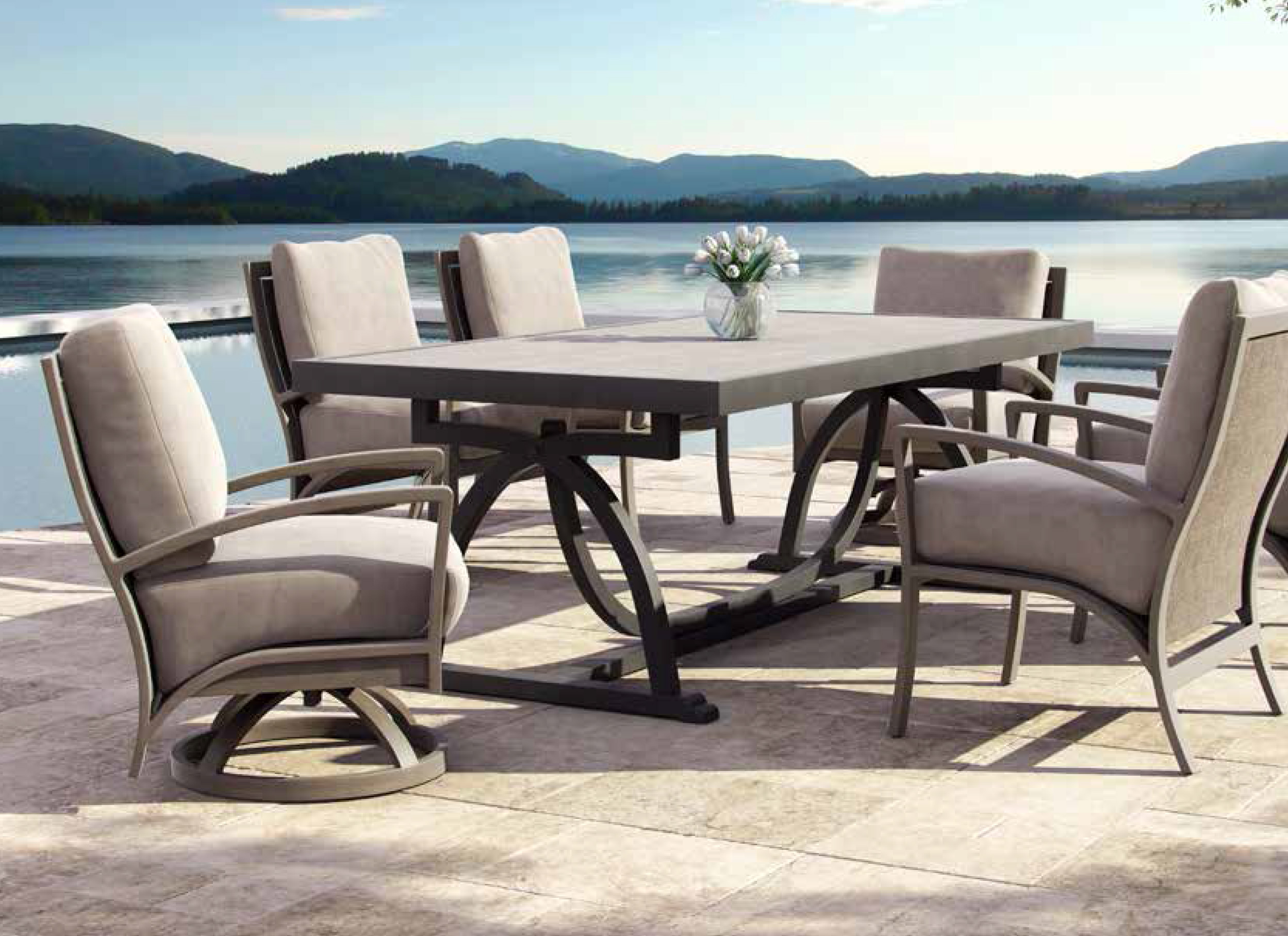 Castelle unveils Napoli outdoor collection
