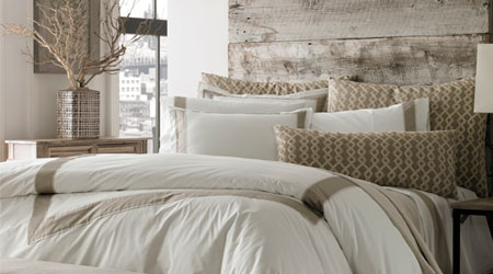 Traditions Linens creates rustic retreat for city dwellers