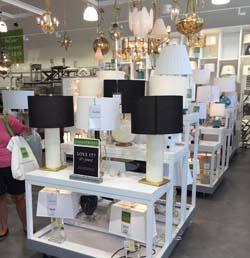 Tjx unveils first us homesense store home furnishings news homesenselighting lighting aloadofball Gallery