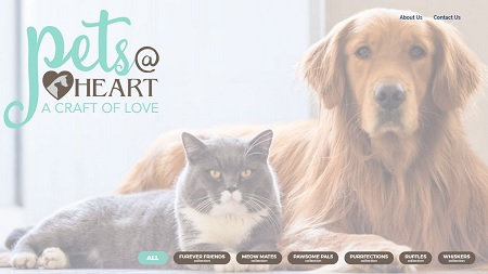 pets at heart website
