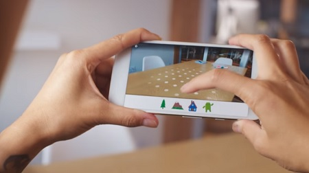 Google launches ARCore, it's augmented reality for Android devices