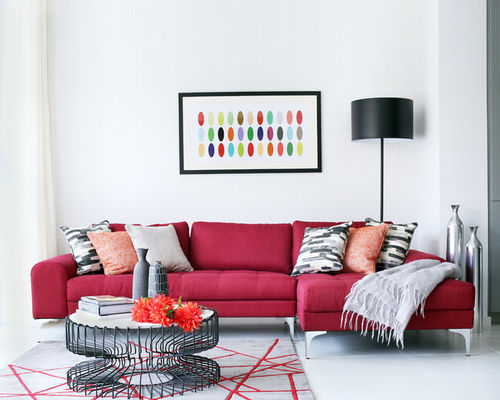Amazing Sofa 1 Alex Maguire Photography , Original Photo On Houzz