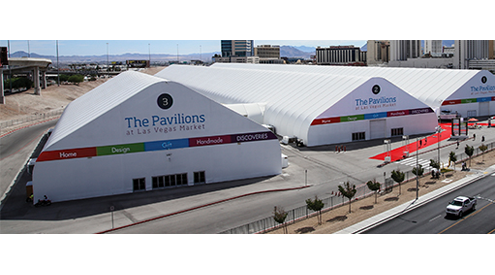 Las Vegas Market to Open Third Pavilion for Winter Market