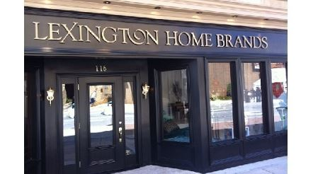Lexington Home Brands downtown Design Studio damaged in weekend accident