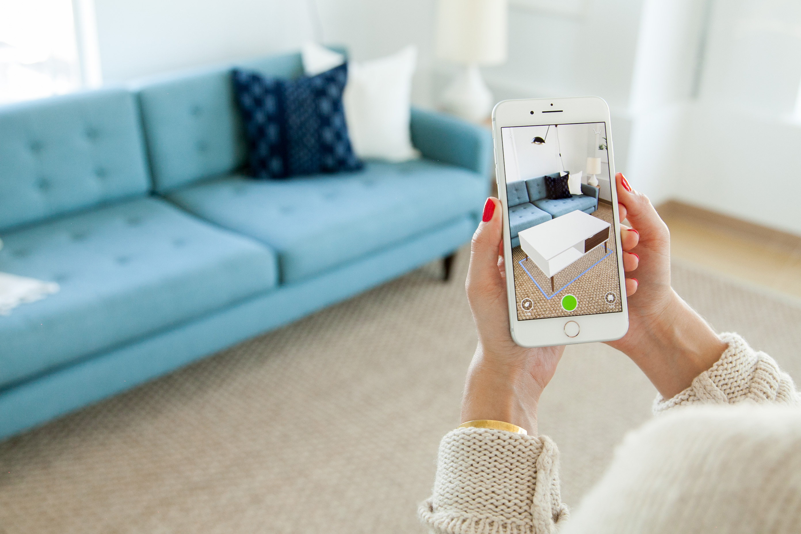 Houzz Upgrades Its Augmented Reality Tool In App Home