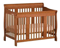 Tuscany 4-in-1 Stages crib