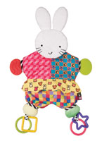 The Blanket Teether Bunny