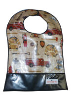The Snap-Pocket Bib from Just Buzzin' By