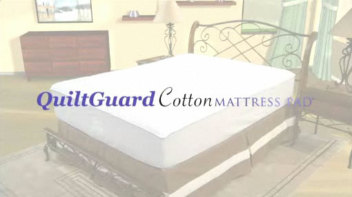 Quilt Guard Mattress Pad/Protector