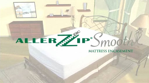 Allerzip® Smooth Mattress Encasement