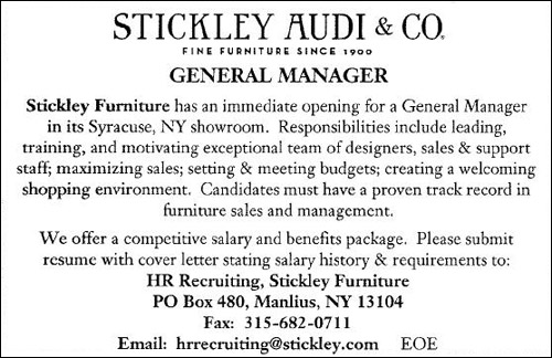 stickley-audi-classified