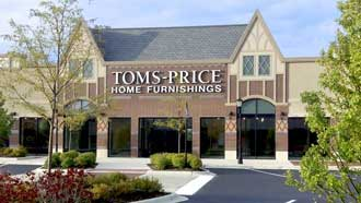 Toms-Price is set to open this 16,000-square-foot store in the affluent northwest Chicago suburb of South Barrington.