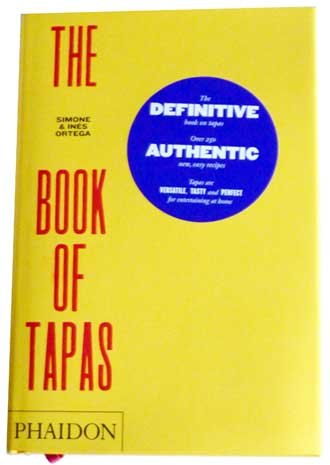 The Book of Tapas from Phaidon