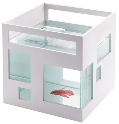 Fishhotel fish bowl from Umbra