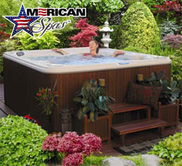 LMS launches American Spas