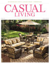Casual Living cover for August 2012
