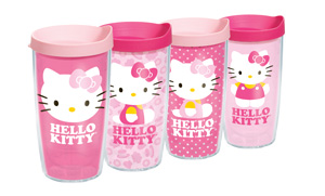 Tervis' Hello Kitty collection