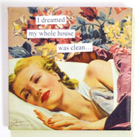 Canvas prints from Anne Taintor